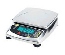 stainless steel retail scale for food applications Ohaus FD          Accu-Scale & System Inc