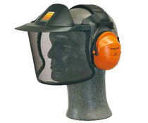 stainless steel safety face-shield Peltor™ PPE Safety Solutions