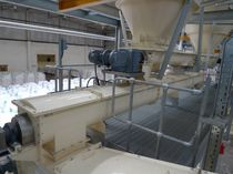 stainless steel screw conveyor max. 400 t/h FPE Global