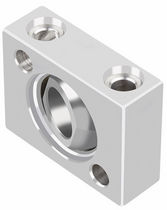 stainless steel self-aligning bearing unit MINI� GGB