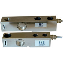 stainless steel shear beam load cell max. 15 t, IP68 | FH NBC Elettronica Group Srl