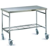 stainless steel shelf cart 1 250 x 600 x 900 mm CADDIE