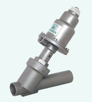 stainless steel shut-off valve DN 15 - 50, 10 bar | 301 Alfa Engineering Machinery