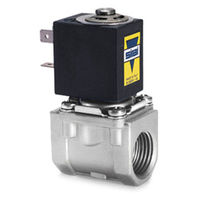 stainless steel solenoid valve 3/8 - 1/2&quot; | L140D12 SIRAI