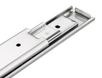 stainless steel telescopic drawer slide max. 80 kg | DS3031 series ACCURIDE