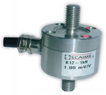 stainless steel tension / compression load cell max. 1 000 kN, IP67 | K12 SCAIME