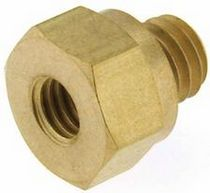 stainless steel threaded fitting MFA series Beswick Engineering Co, Inc.