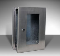 stainless steel wall mount enclosure STXP, IP66, AISI 304L / AISI 316L ZHEJIANG TIANQI ELECTRIC CO.,LTD