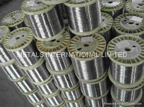 stainless steel wire 0.2 - 3 mm Metals International Limited