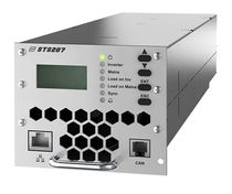 static transfer switch 230 V, 7 kVA | STS207 series   Eltek Deutschland GmbH