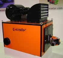 stationary fuel oil hot air generator 45 - 150 kW | ECO TB series Termo Isi Sistemleri