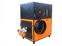stationary hot air generator TB series Termo Isi Sistemleri