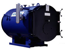 steam boiler 174 - 698 kW | HDR series Erensan