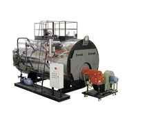 steam boiler 1500 - 14000 kW Ferroli