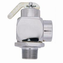 "steam safety valve 3/4"", 20 - 60 psig 