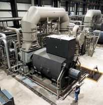 steam turbine generator set 50 - 50 000 kVA  Elliott Group