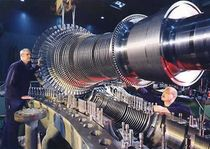 steam turbine max. 1 300 m³/s, max. 25 bar, 1.5 - 160 kW MAN Diesel & Turbo