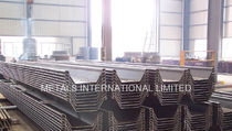 steel sheet metal ASTM A328, ASTM A690 Metals International Limited