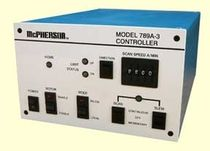 stepper motor controller Model 789A-3 McPherson, Inc.