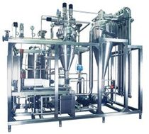 sterilizer for the food industry 1 000 - 35 000 l/h APV