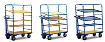 storage and handling trolley max. 500 kg | CST series HU-LIFT