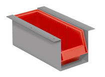 storage bin 500 x 186 x 182 mm | PPH-TL Treston