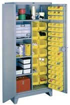 storage cabinet with bins  LYON