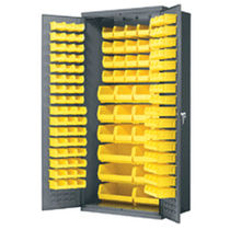 storage cabinet with bins AkroBin®  Akro Mils