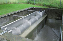 stormwater treatment plant RoK 2 Huber Technology