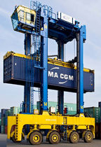 straddle carrier DE54/DE53 KCI Konecranes International