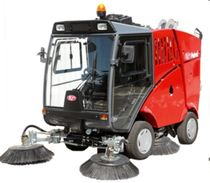 street suction sweeper 2 350 mm | Patrol RCM S.p.A.