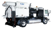 street sweeper GRV Elgin Sweeper Company