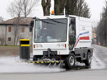 street washing and disinfecting equipment 1 500 mm, 1 400 m²/h | 200 Hydro series DULEVO INTERNATIONAL