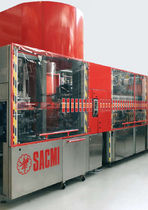 stretch blow molding machine for plastic bottles max. 80 000 p/h | SBF series Sacmi
