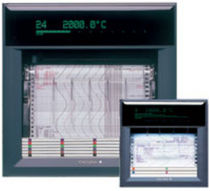 strip chart recorder &micro;R series YOKOGAWA Europe