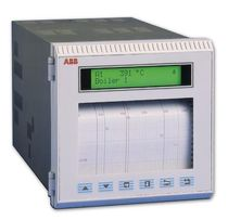 strip chart recorder SR100B  ABB Measurement Products