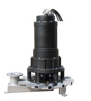 submersible aerator / mixer for wastewater treatment DSA DeTech Pumps Company Ltd.