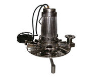 submersible aerator / mixer for wastewater treatment max. 2900 rpm, max. 4 m | BOAWT, BDAWT series BOAO Machinery Company