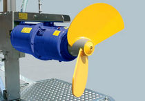 submersible agitator 2 000 lbs FAN Separator GmbH