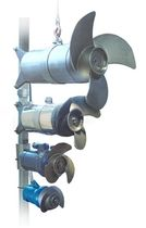 submersible agitator for water treatment  FAGGIOLATI PUMPS