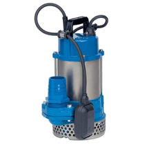 submersible drainage pump for clear water 200 l/min | SDH 500 series Speroni