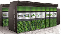 supercomputer XK7 Cray Inc.