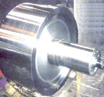 support roller for rotary kiln  Phillips Kiln
