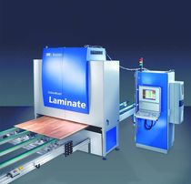 surface inspection machine for decor and raw panels ColourBrain® Baumer Inspection