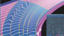 surface optimization CAD software OPTIMIZER TEBIS