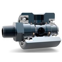 swivel joint for heavy applications max. 7 000 psi | series 003 Rotary Systems, Inc.