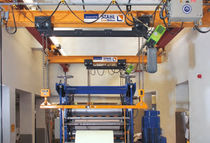 synchronized chain hoist STD series STAHL CraneSystems GmbH