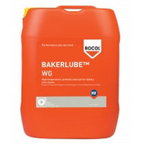 synthetic high temperature chain oil BAKERLUBE WG ROCOL