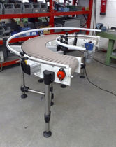 table top conveyor chain  Virginio nastri