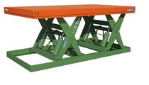 tandem scissor lift table 600 - 10 000 kg | PL3 SITES
